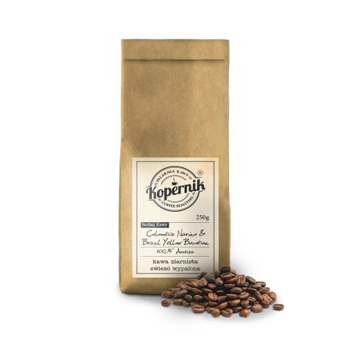 COLOMBIA NARINO & BRAZIL YELLOW BOURBON 250G