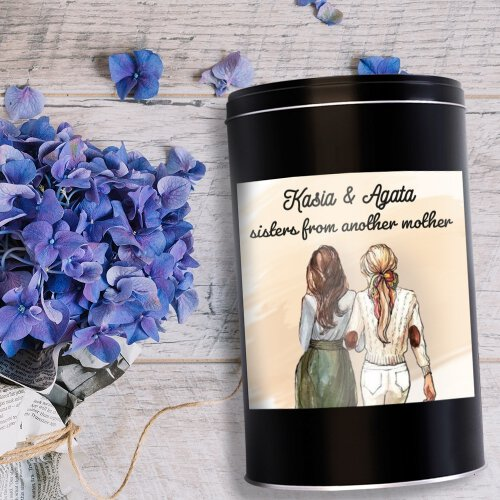SISTERS FROM ANOTHER MOTHER PUSZKA CZARNA 150G